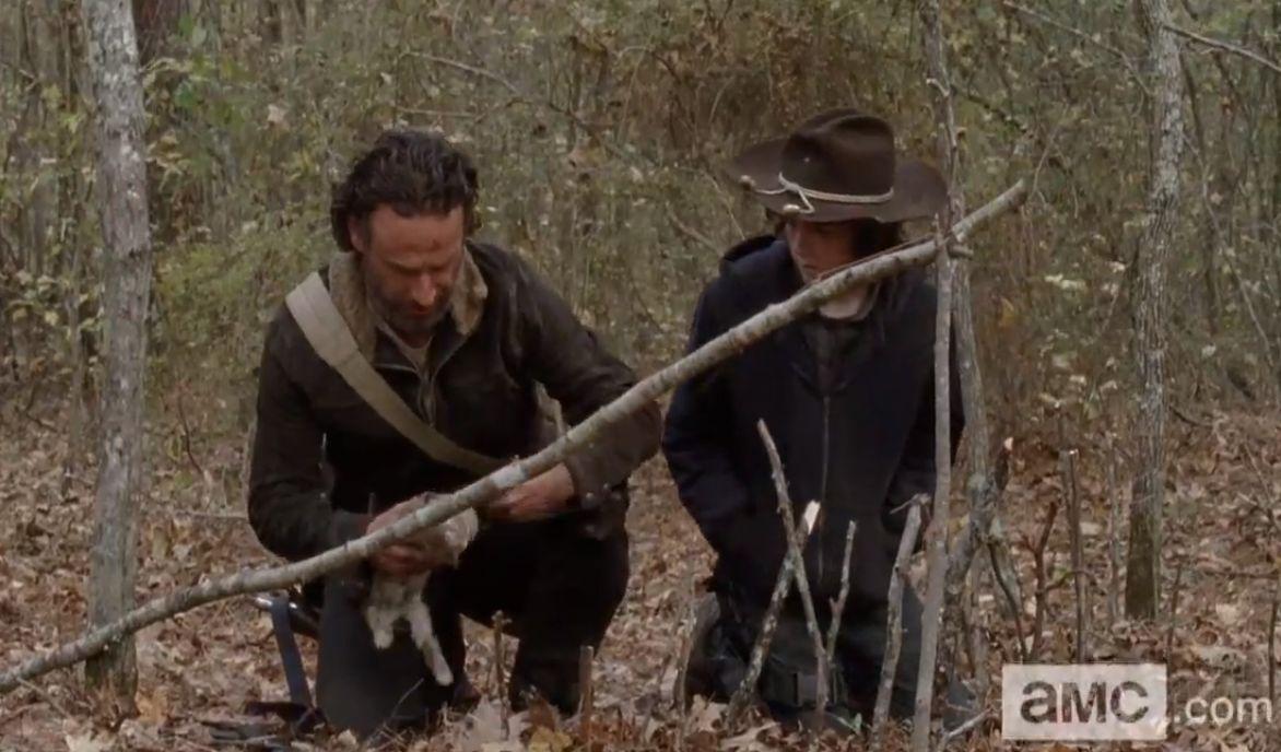 The Walking Dead Season Finale – vertire il pericolo
