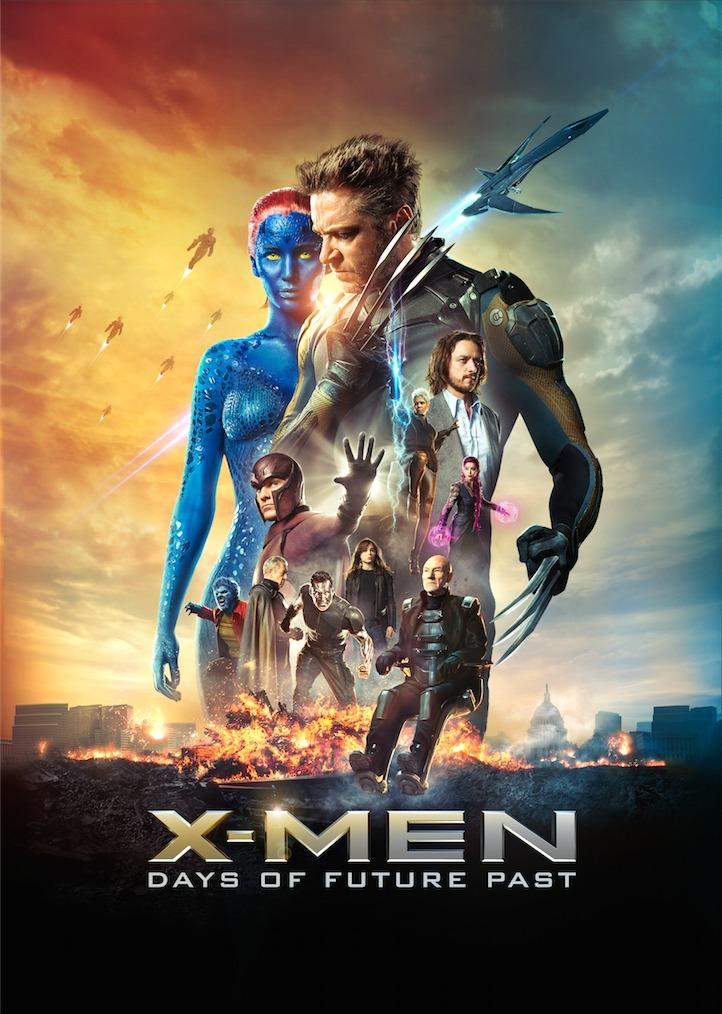 X-Men: Giorni di un futuro passato TRAILER e POSTER
