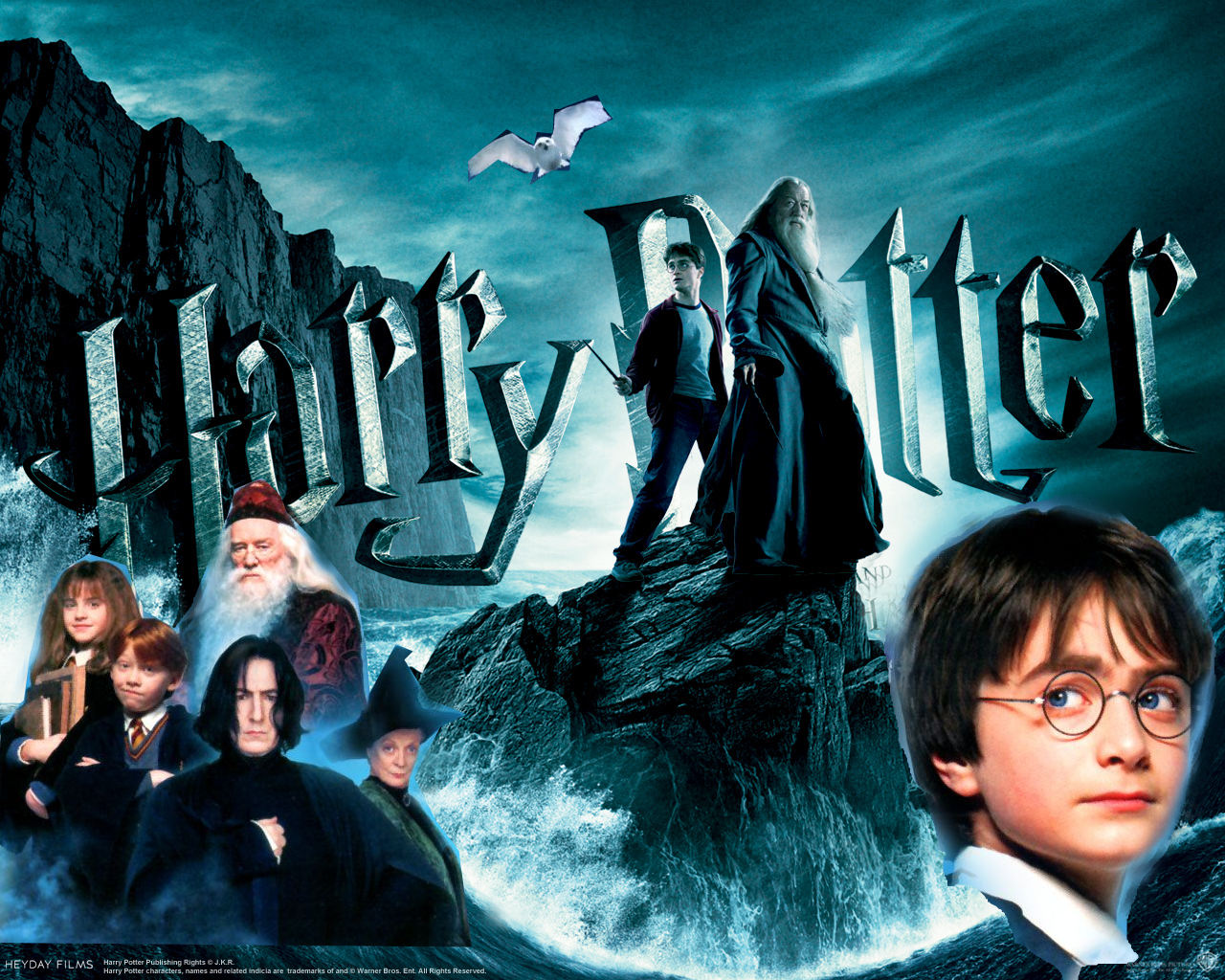 Torna Harry Potter: arriva lo spin-off!