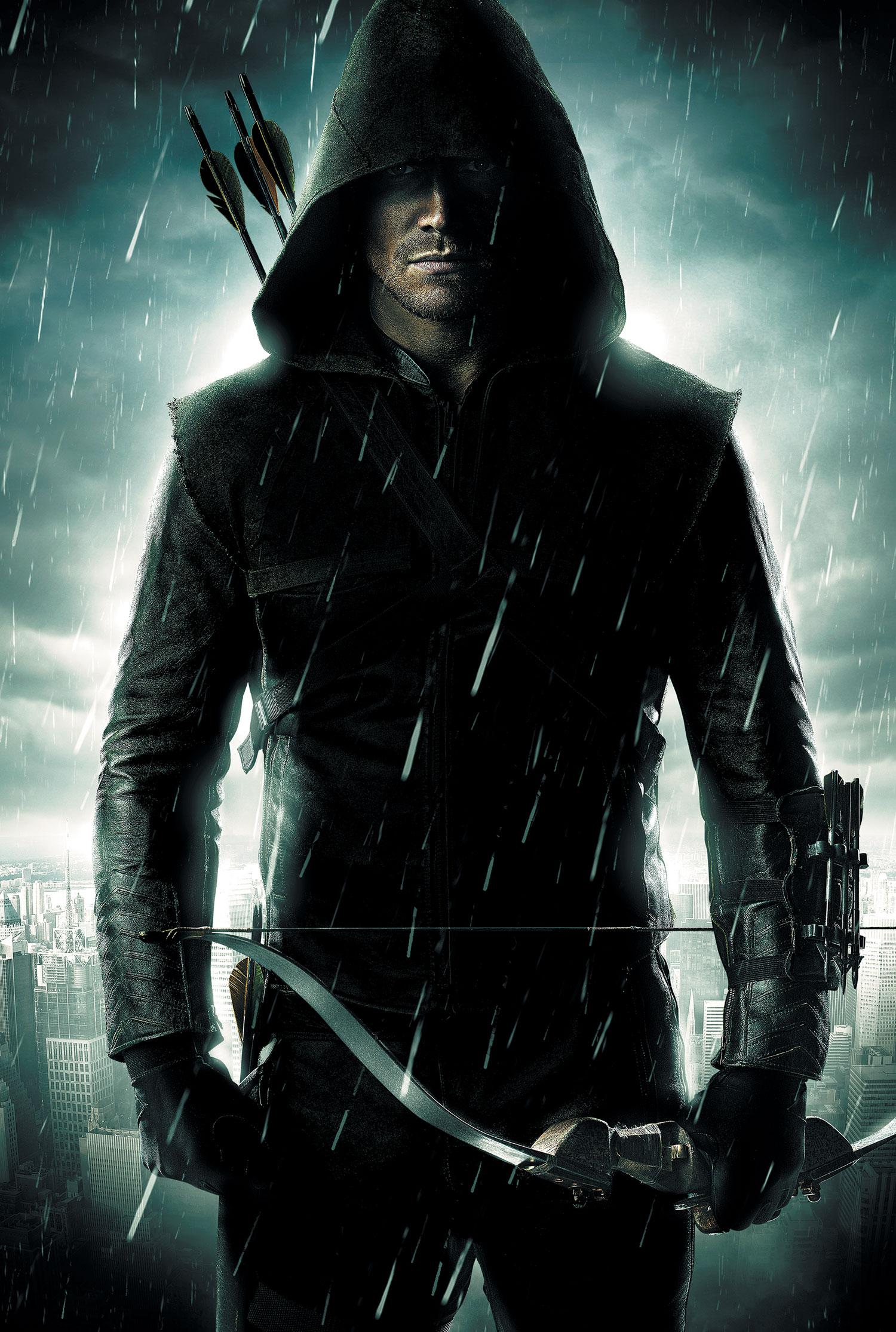 Arrow – Come aggirare i copyright su Batman e vivere felici