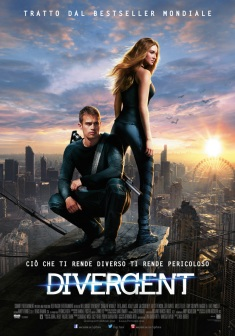 Divergent è il nuovo Hunger Games?