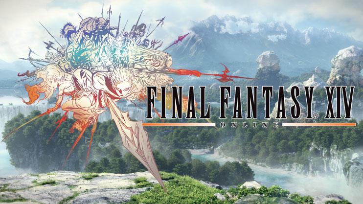 Final Fantasy XIV – A Realm Reborn (PS4)