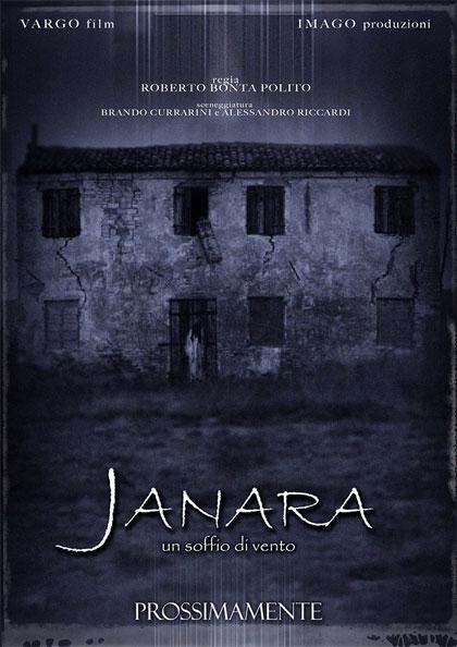 JANARA: IL PRIMO THRILLER – MOVIE SULLE STREGHE DI BENEVENTO