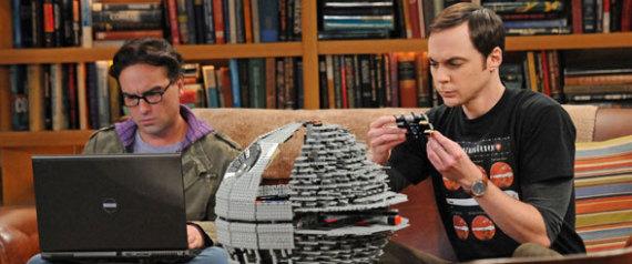 The Big Bang Theory e Star Wars? Si può fare!