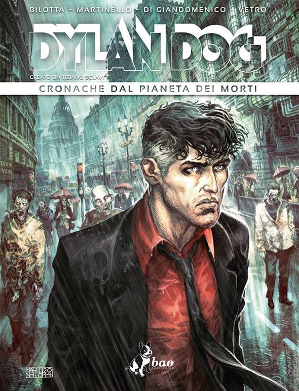 Dylan Dog: Cronache dal pianeta dei morti – anteprima e tour