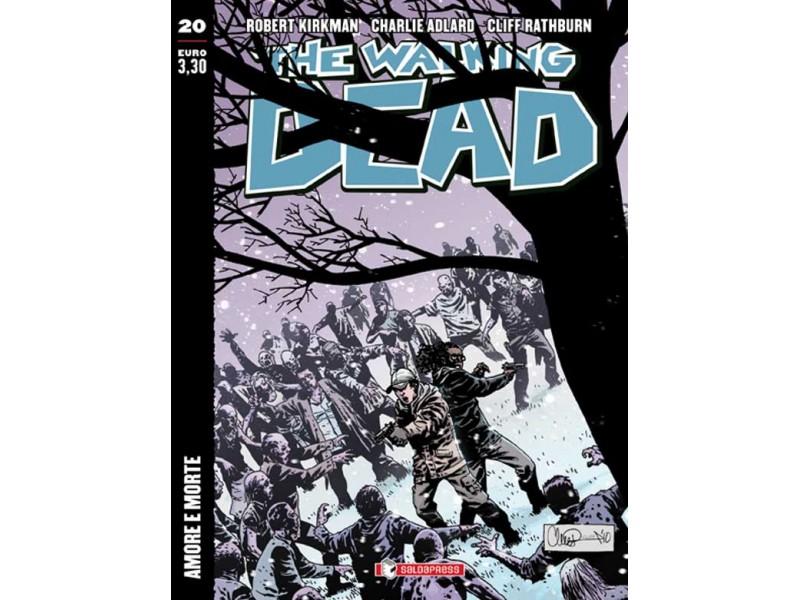 The Walking Dead #20 (versione edicola)