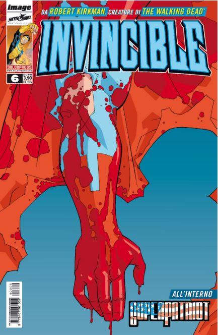Invincible #6 (edizione edicola)
