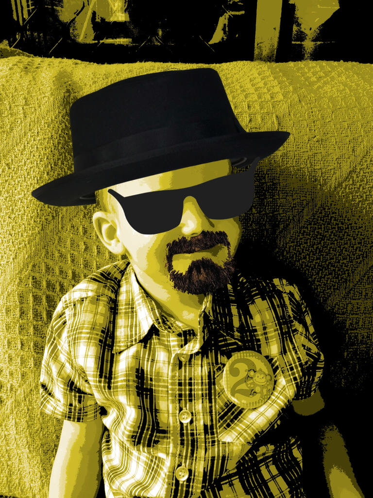 Diventa Heisenberg in 10 secondi con questa app. dedicata a Breaking Bad