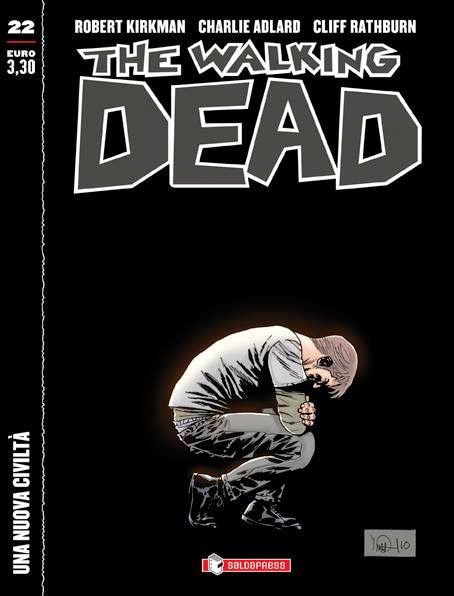 The Walking Dead #22 ed. Edicola – Una nuova civiltà