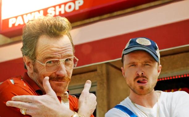 Barely Legal Pawn, il ritorno di Breaking Bad per uno spot degli Emmy Awards