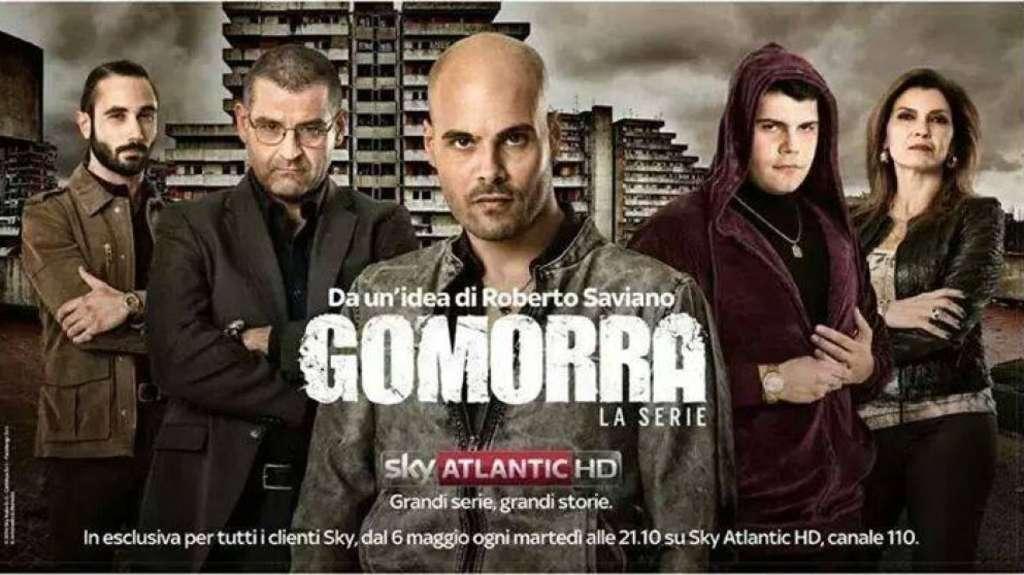Gomorra: La serie sbarca al cinema!