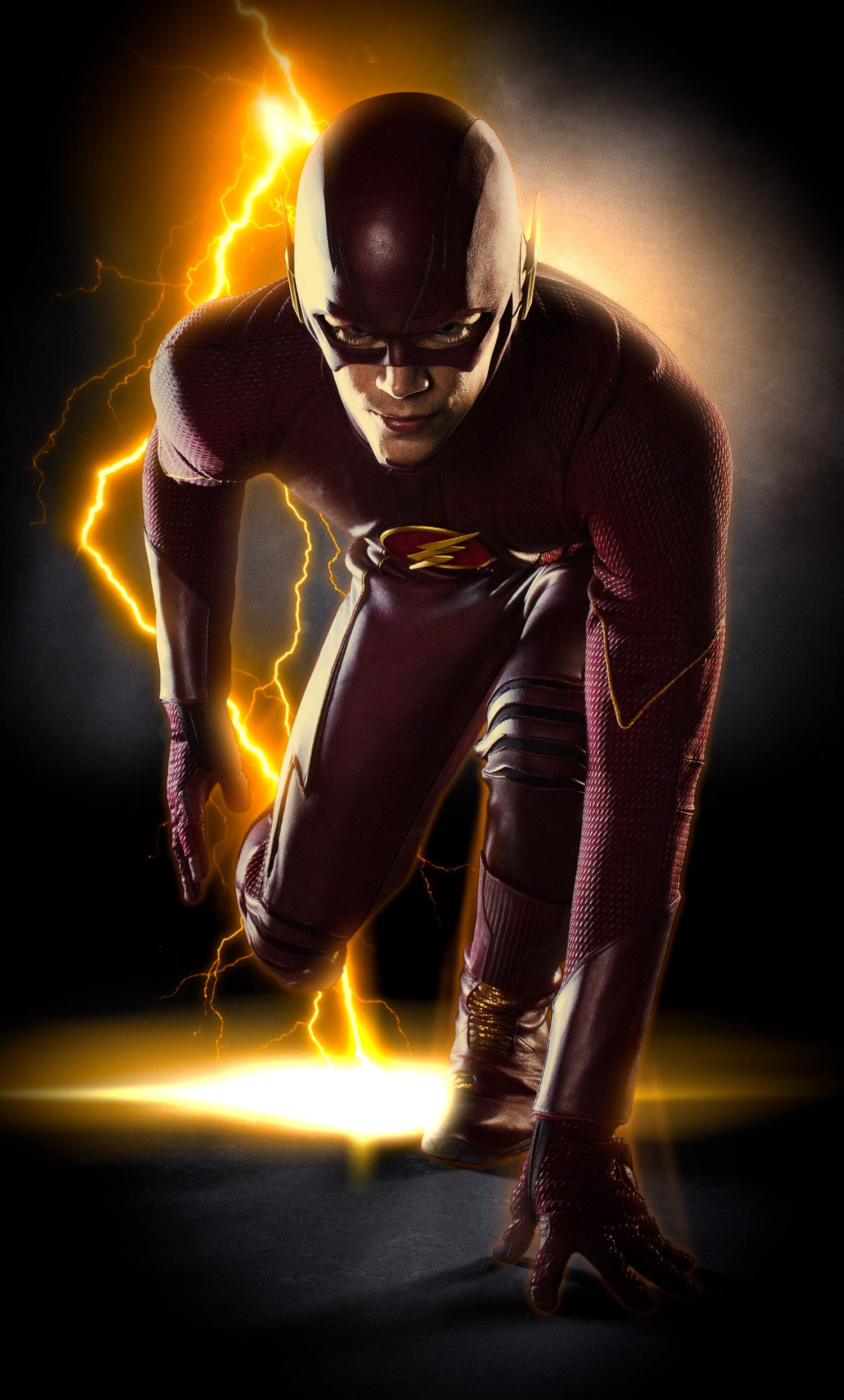 I 5 migliori gadget per appassionati della serie TV The Flash