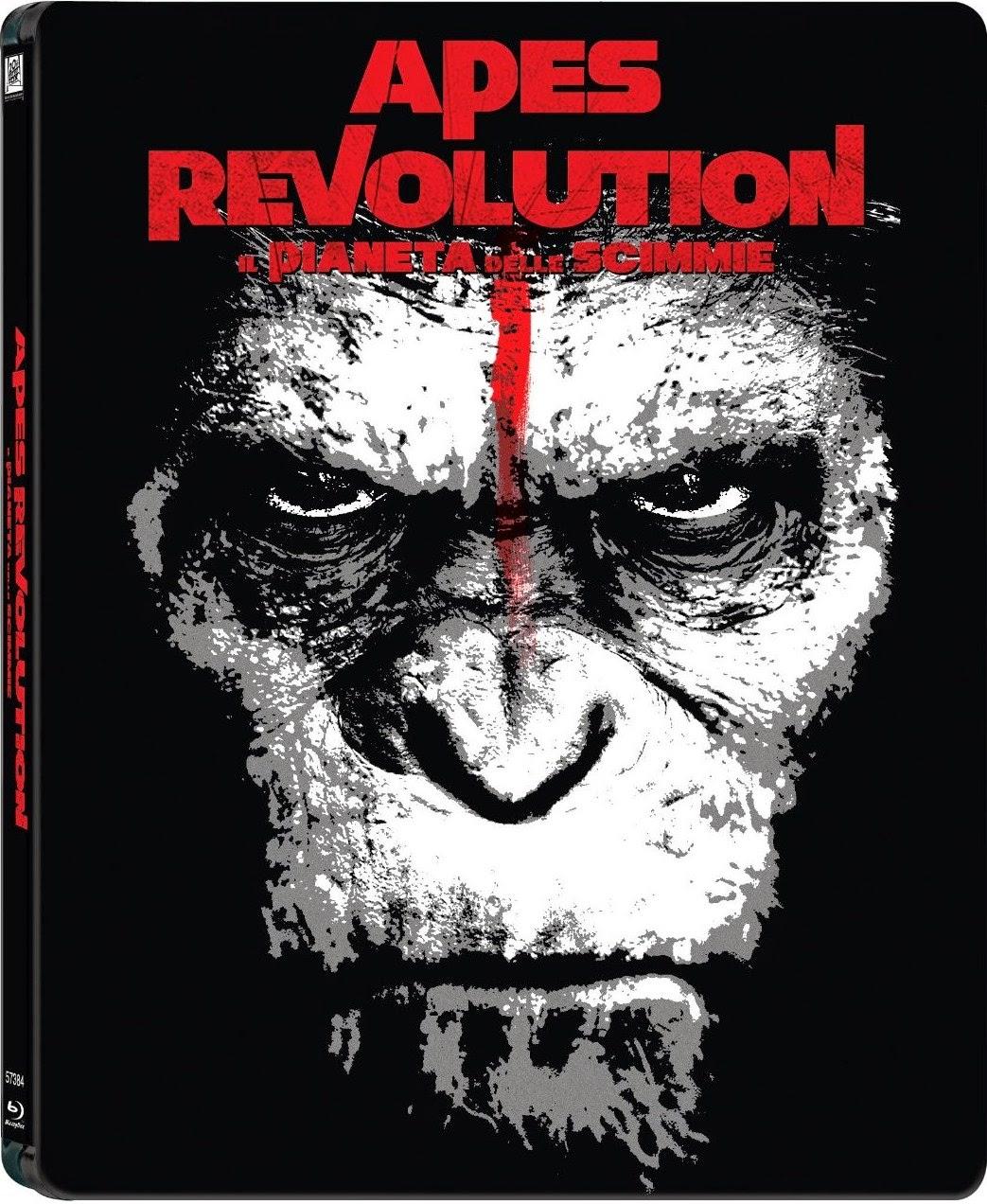 Alla scoperta di Apes Revolution, il nuovo capitolo del Pianeta delle scimmie