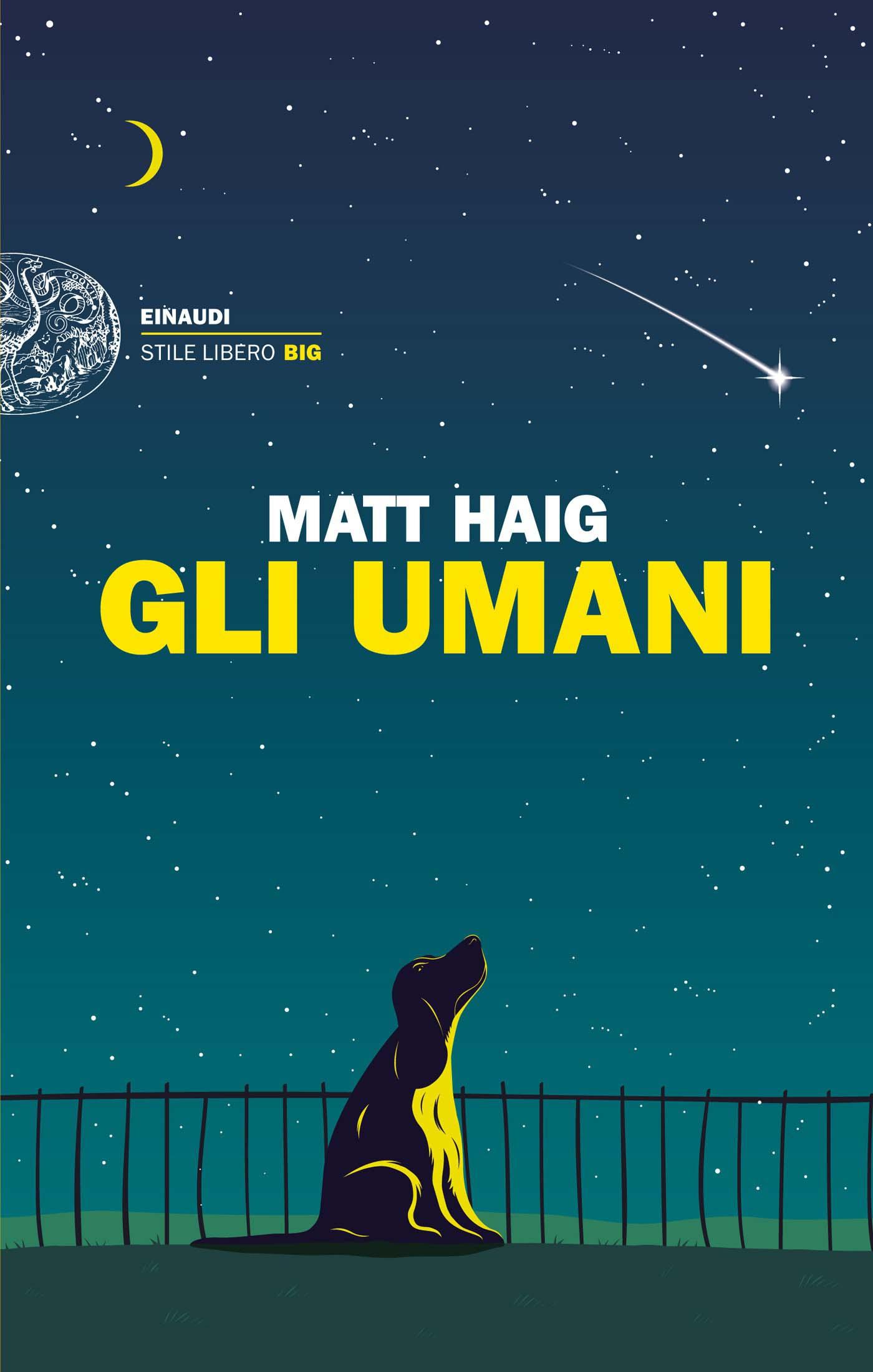"""Vi consiglio il libro """"Gli Umani"""" di Matt Haig"""