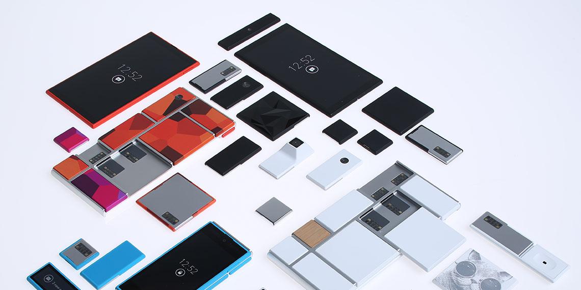 Project ARA di Google, il primo smartphone componibile