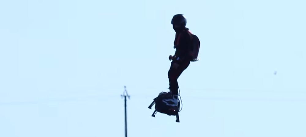 L'Hoverboard di Ritorno al Futuro è realtà. E vince pure un Guinness World Record!
