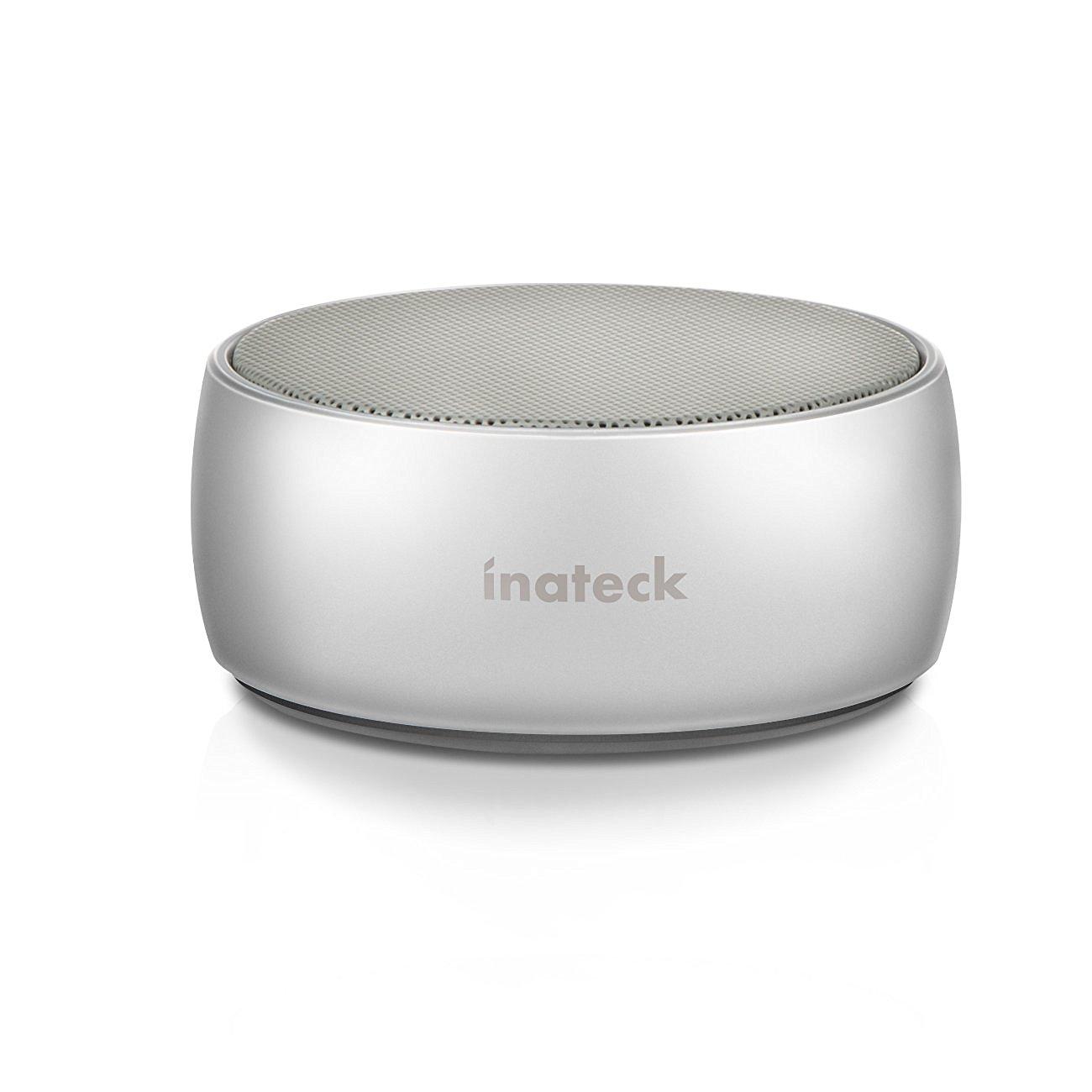 Lo speaker Bluetooth Inateck BP1109 è un concentrato di praticità. Provalo con #Spotify durante i tuoi #viaggi