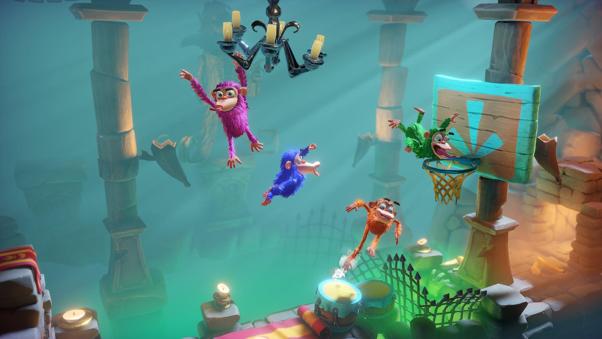 I nuovi giochi Playlink su Playstation 4 rendono il Natale il party-game day definitivo