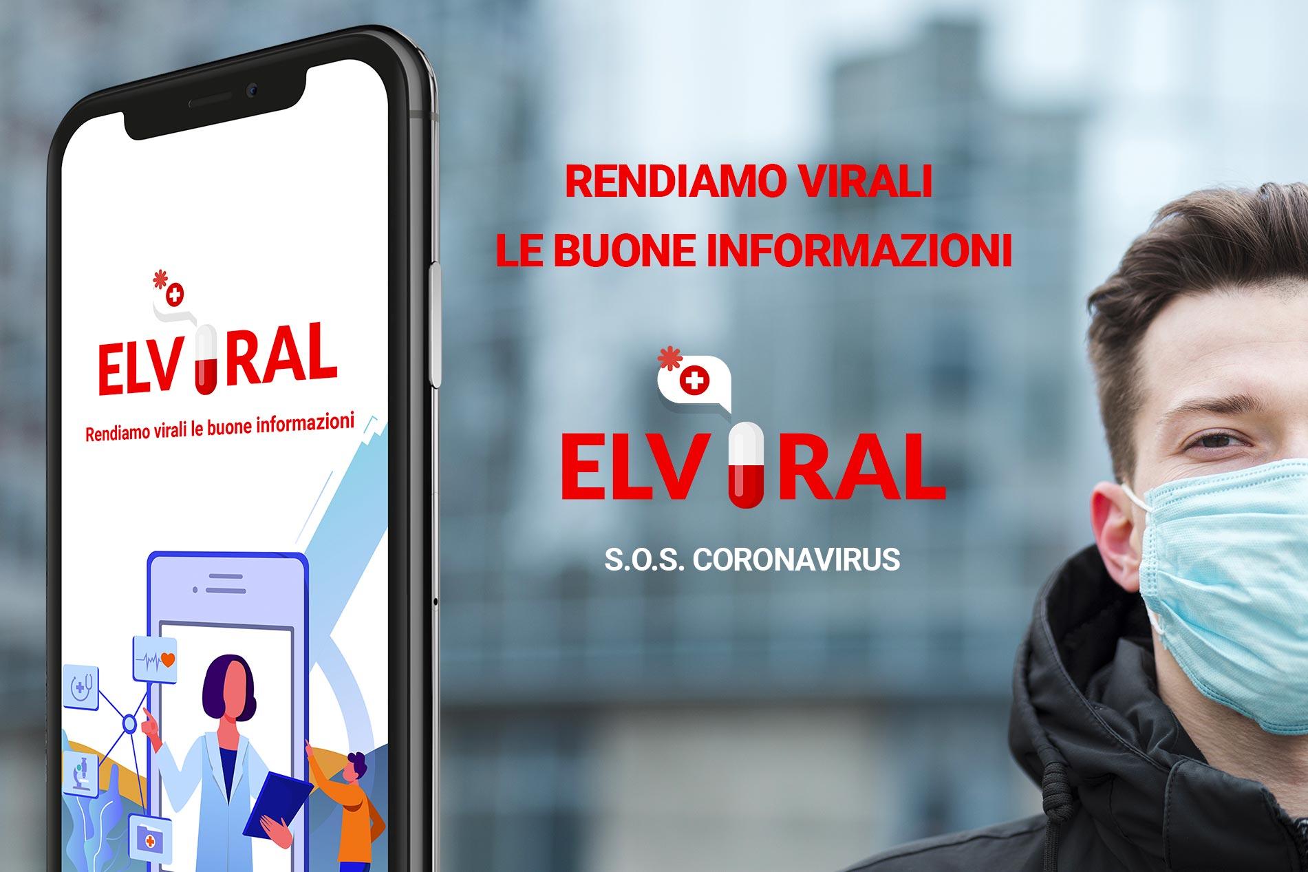 The Thinking Clouds lancia Elviral, il chatbot contro il coronavirus