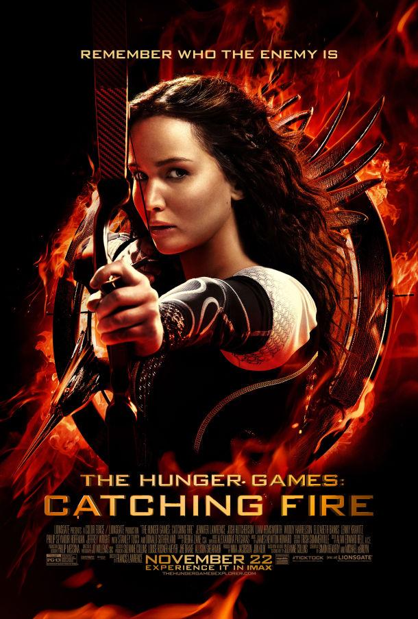 Hunger Games La ragazza di fuoco: quanto serve leggere il libro?