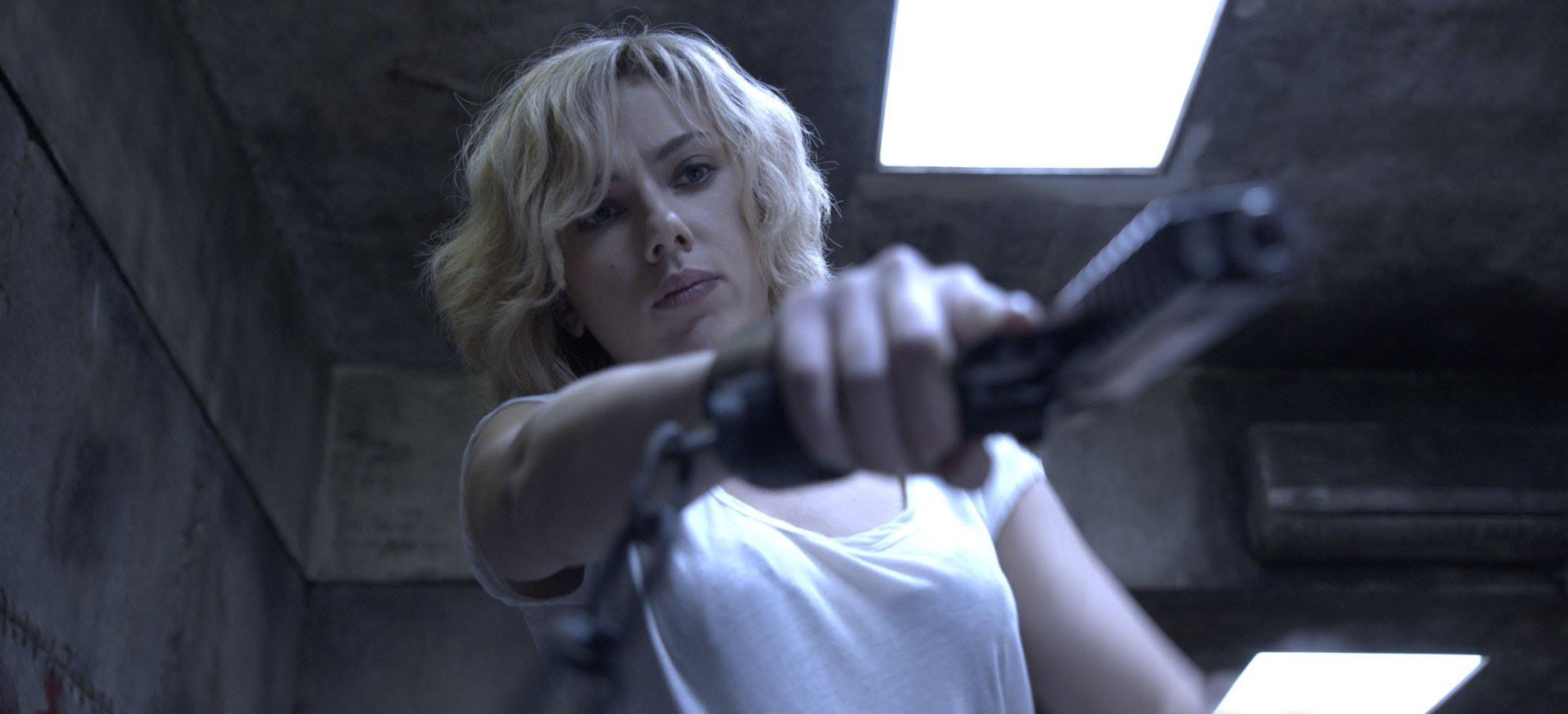 La mia reazione al trailer di Lucy con Scarlett Johansson