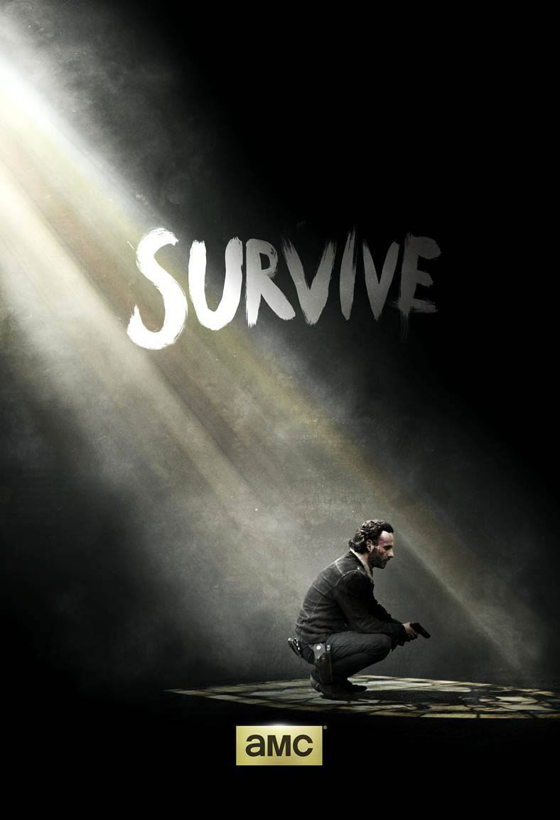 Un poster trailer per The Walking Dead 5 stagione