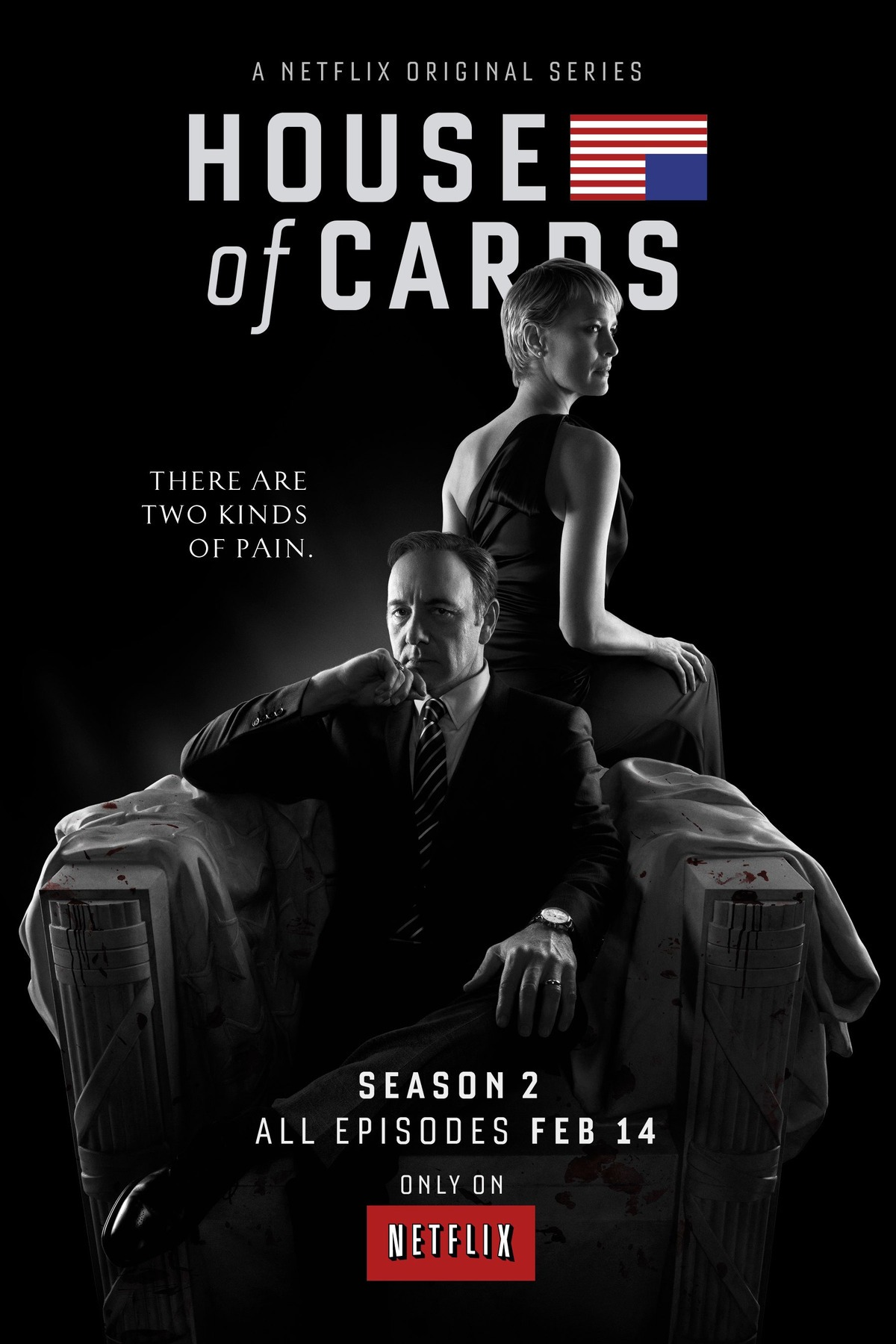 La seconda stagione di House Of Cards, innovazione e profondità.