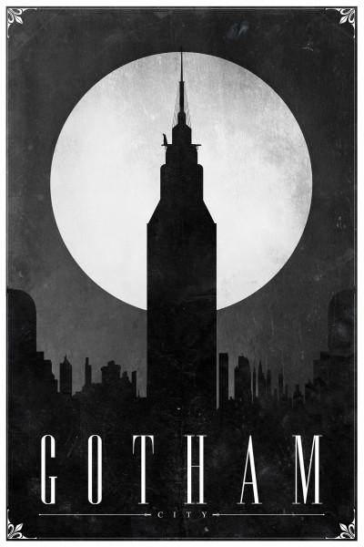 Il primo trailer di Gotham, la serie di FOX sulle origini di Batman.
