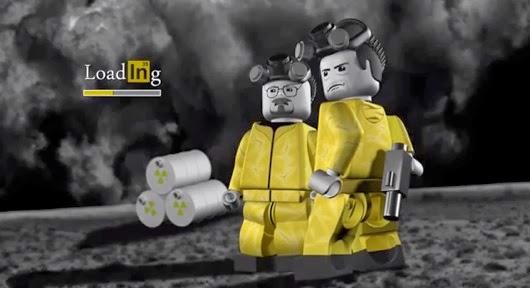 E se Breaking Bad diventasse un videogioco LEGO?