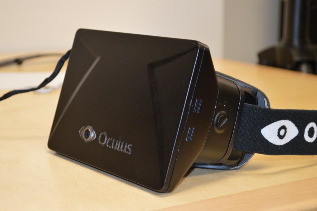 Ho provato Oculus Rift e puzza di pesce marcio