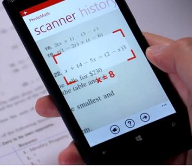 Photomath: l'app che risolve equazioni con una foto