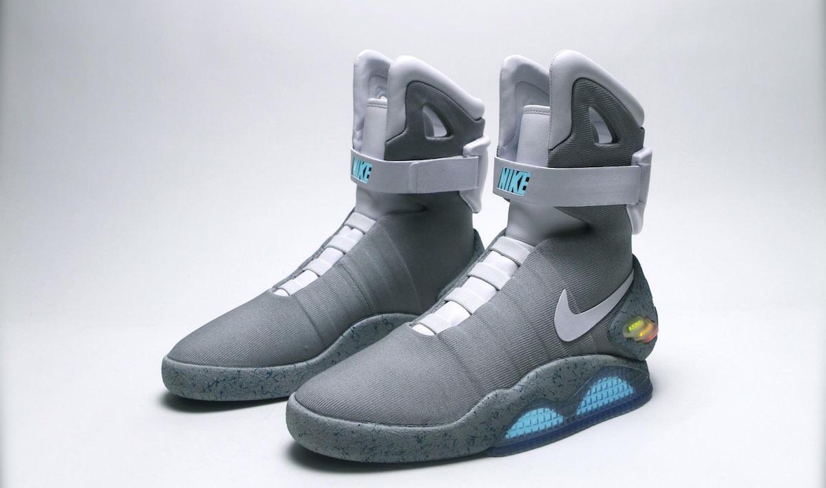 In arrivo le scarpe di Ritorno al Futuro