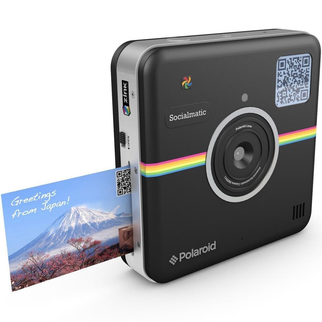 Polaroid Socialmatic sarà dvero una rivoluzione?