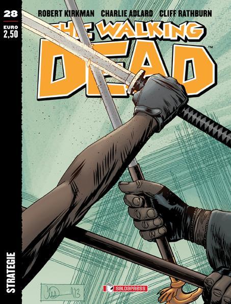 The Walking Dead volumetto 28 – STRATEGIE