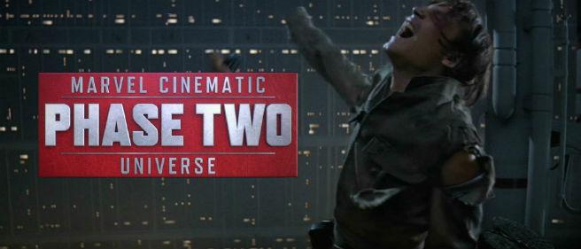 In ogni film della fase 2 Marvel si taglia un braccio in onore a Star Wars!