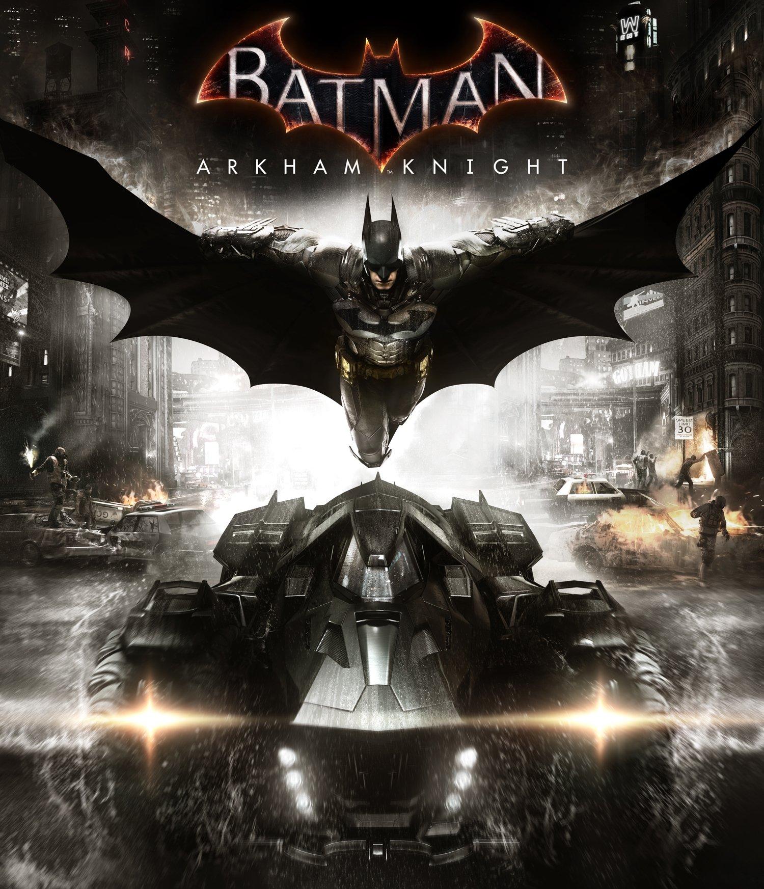 Batman Arkham Knight su Ps4 è una figata. Giocate col PC? Ben vi sta!