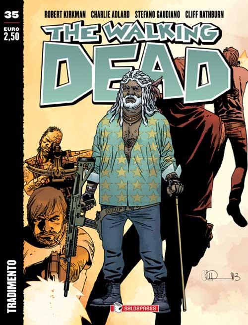 """The Walking Dead – volumetto 35 – """"Tradimento"""""""
