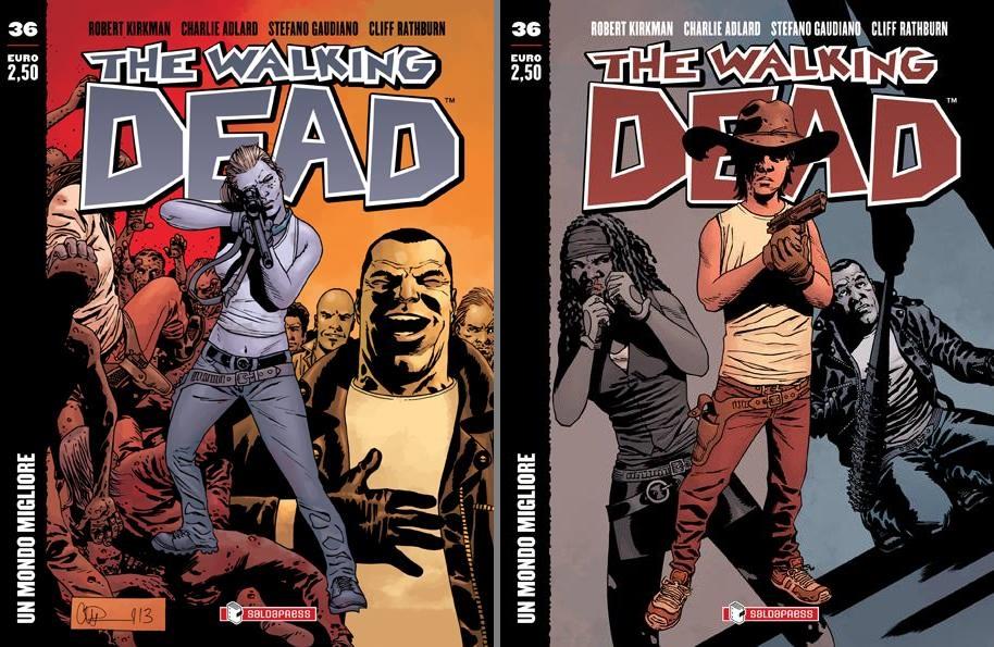 The Walking Dead #36 – Un Mondo Migliore