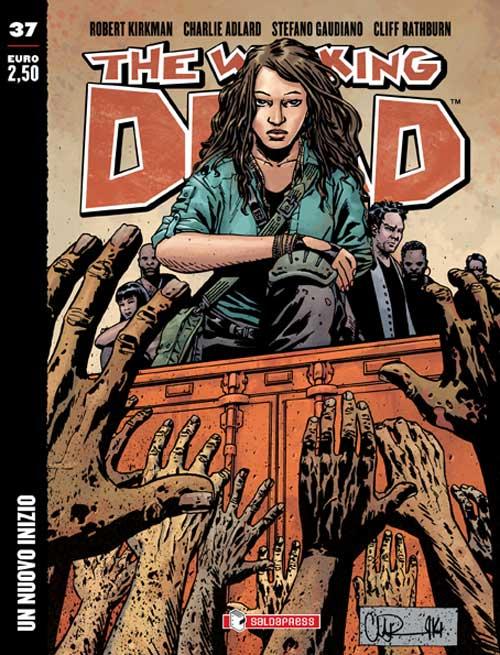 The Walking Dead n° 37 – Un nuovo inizio