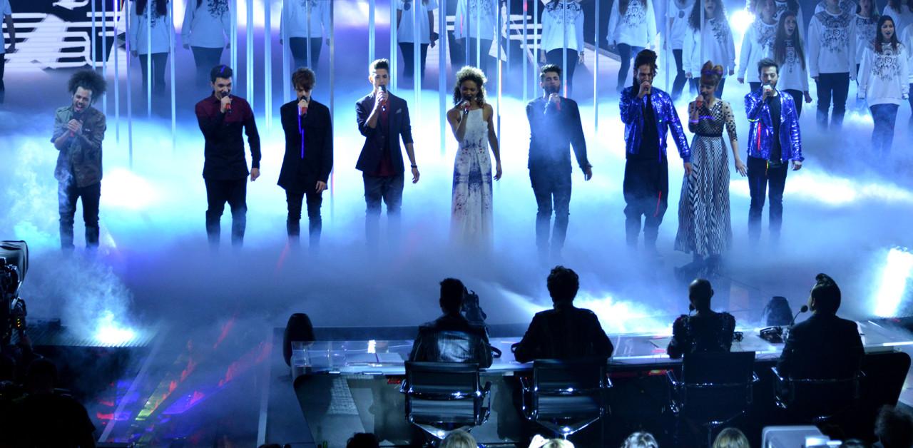 Gli inediti di X-Factor 9 dimostrano che siamo un paese anglofono lontano da Sanremo #XF9