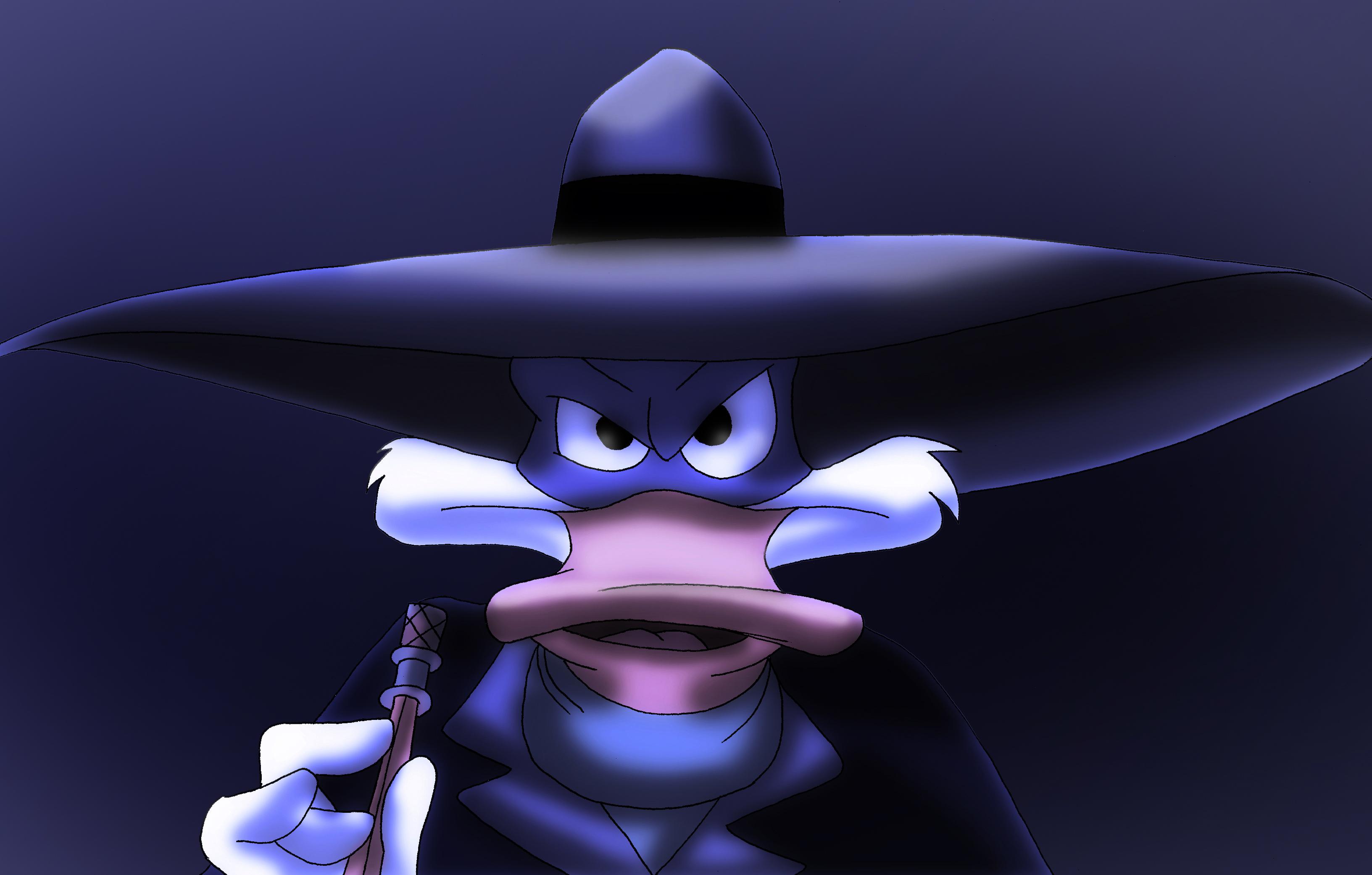 """Dopo anni, il ritorno di #DarkwingDuck : """"Dagli addosso, Duck!"""""""