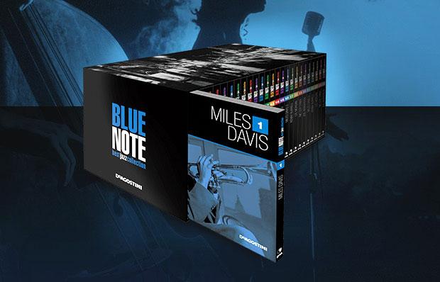 Appassionati di Jazz? Per voi è uscita la Blue Note Best Jazz collection by De Agostini