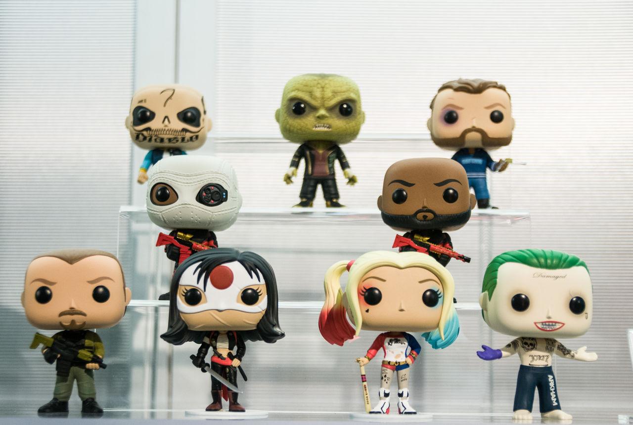 In arrivo la nuova serie di POP! By Funko dedicata al film Suicide Squad