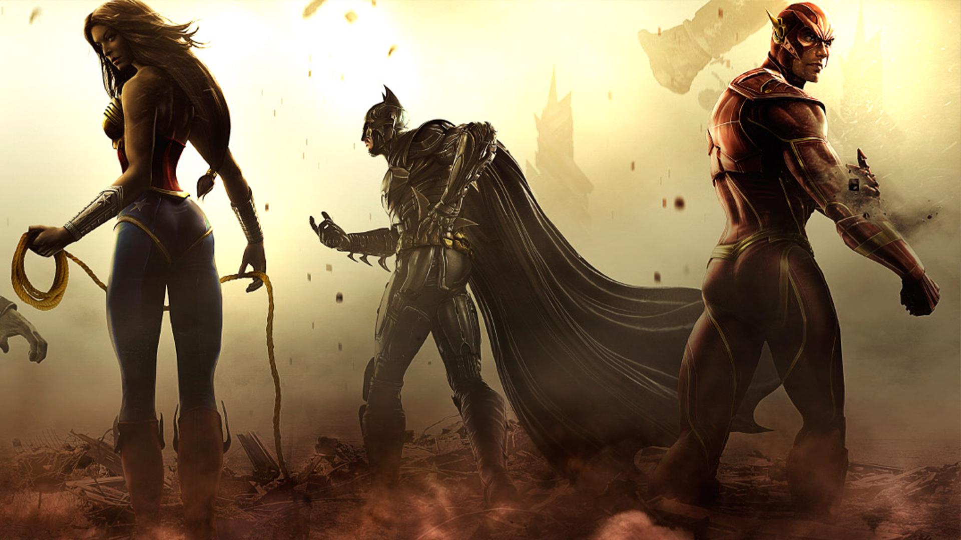 È in arrivo un nuovo capitolo di Injustice: Gods Among Us?