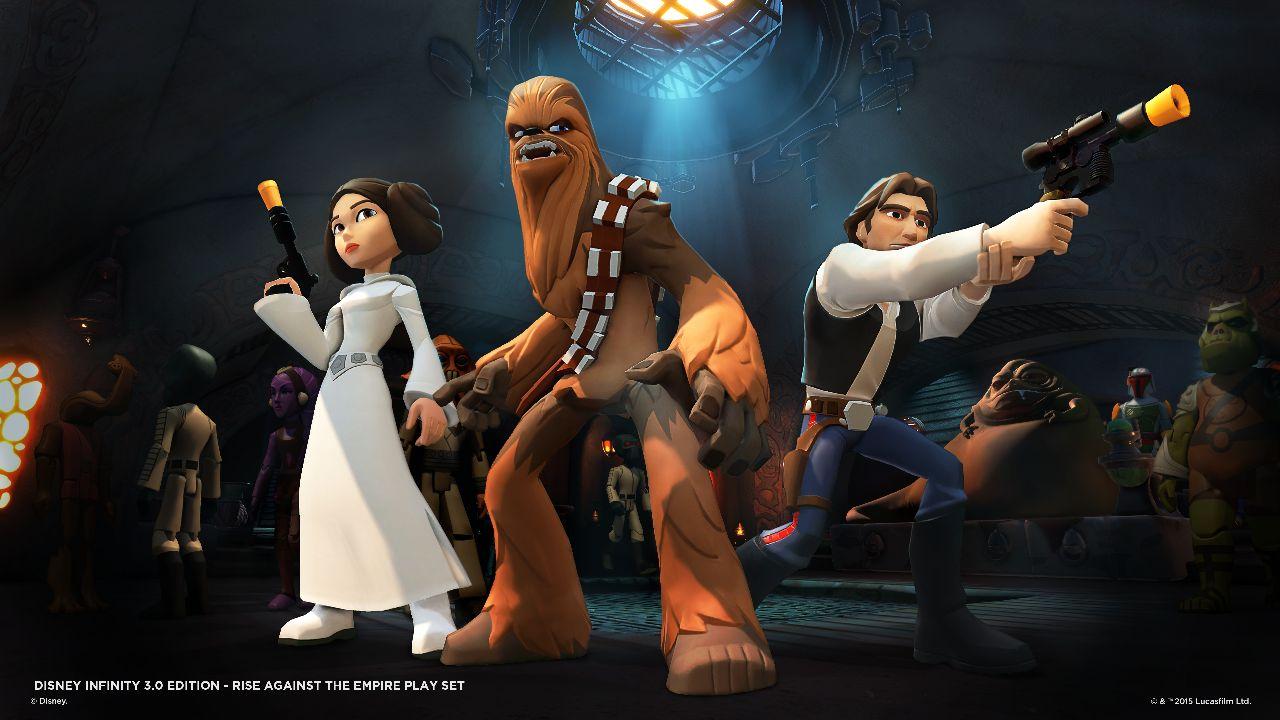 Disney Infinity è al tramonto, colpa di un mercato saturo e diversificato