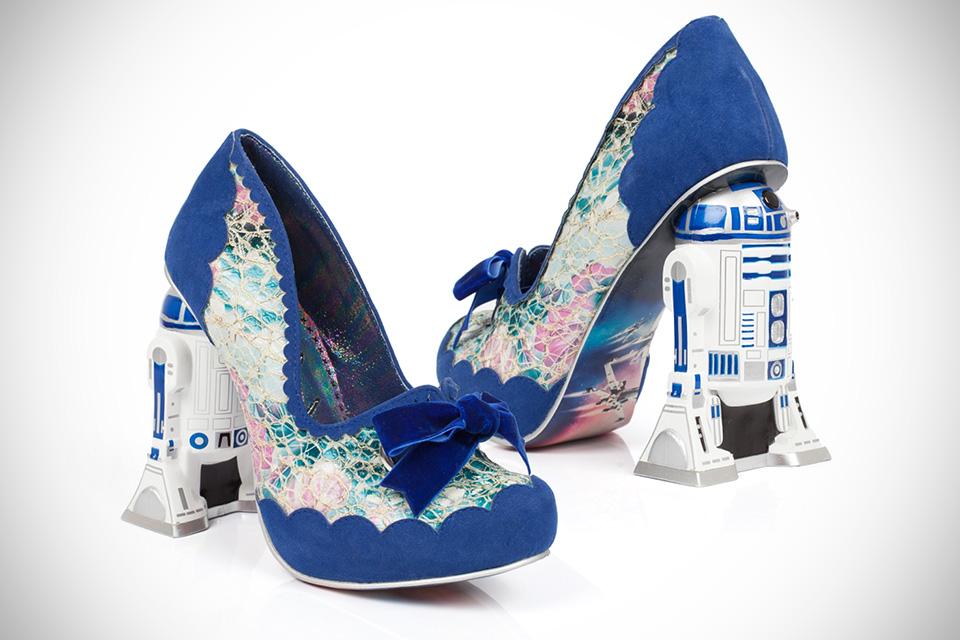 Una nuova, terribile e costosissima collezione di scarpe a tema Star Wars