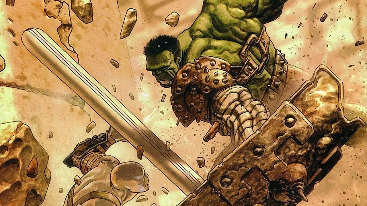 Planet Hulk sarà inserito nel film Thor: Ragnarok?