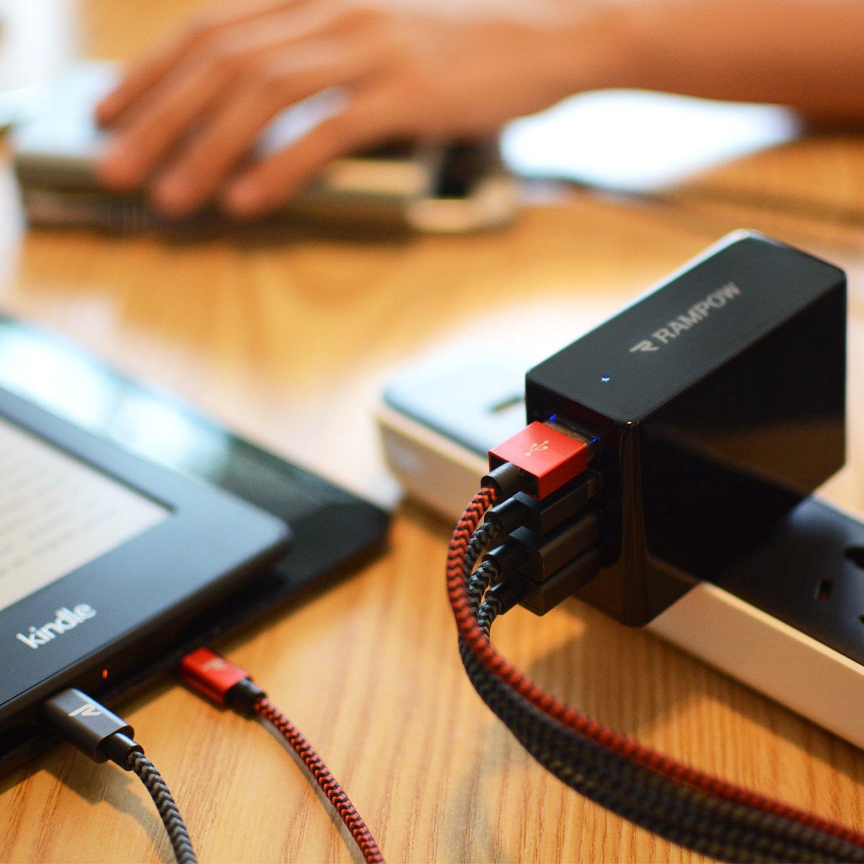 Il nostro test del caricatore da muro USB Rampow, un compagno di valigia ideale per i #viaggiatori #travel #viaggi