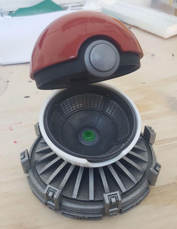 La Pokéball più realistica che potrete trovare sul mercato #PokemonGo