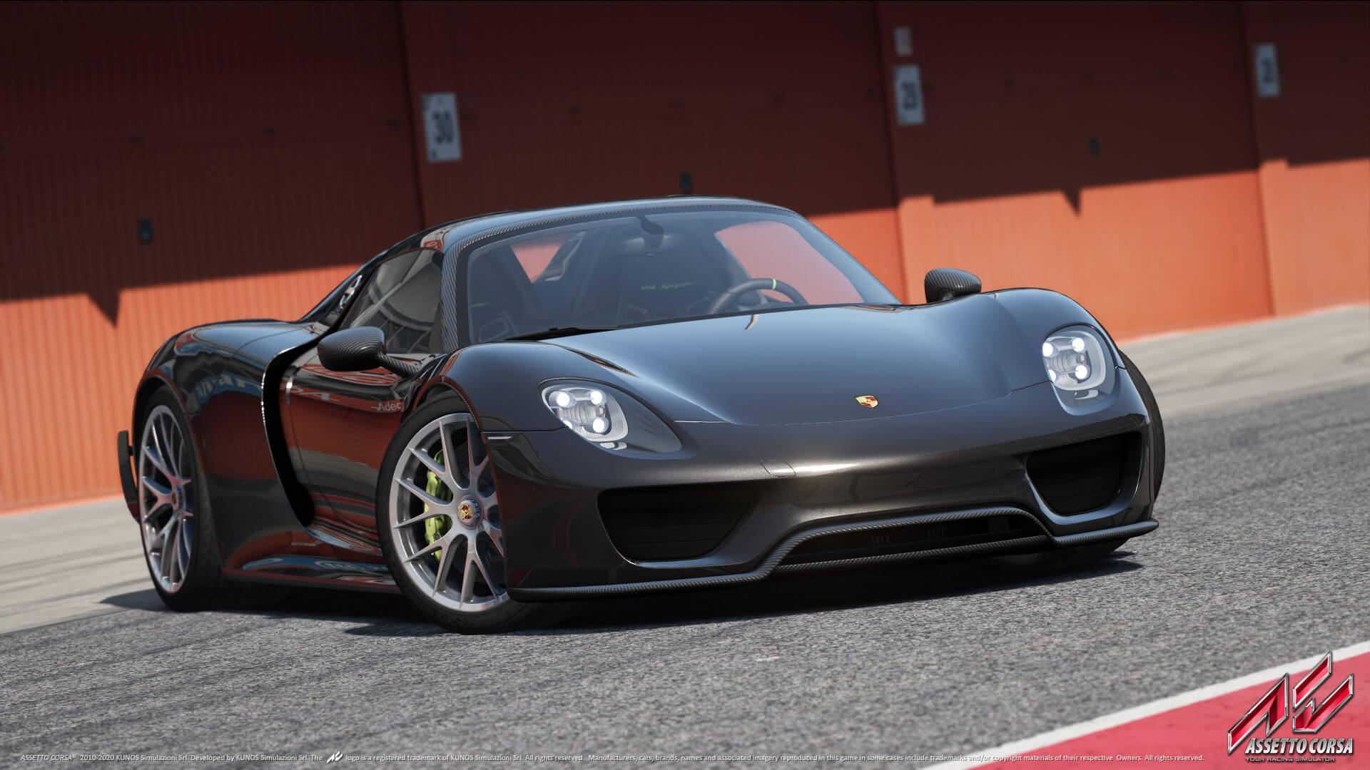 Il Porsche Pack Volume 3 per Assetto Corsa, è finalmente disponibile!